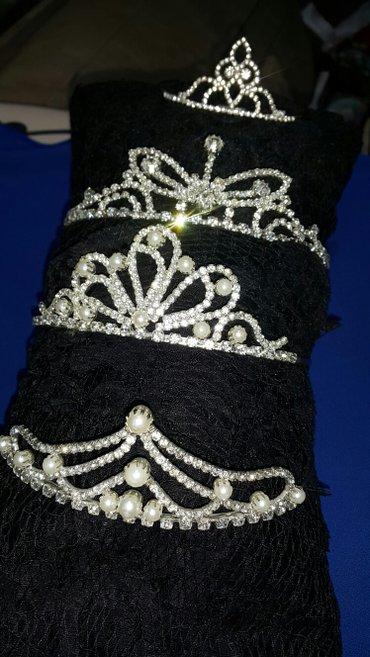 Bakı şəhərində Короны для невесты. 2 короны на фотографии уже нет