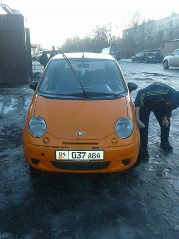 Daewoo в Бишкек