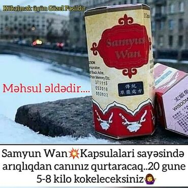 22 elan | İDMAN VƏ HOBBI: Samyun wan.kokeldici.orginal .isteyen vatsapa yazin.nomreye zeng