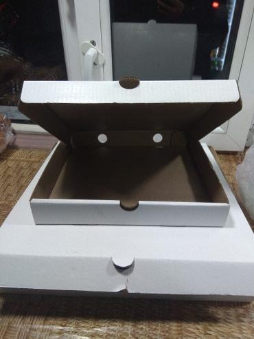 Коробка для пиццы маленкий 30/30 большой в Бишкек