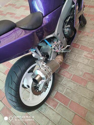 Kawasaki в Кыргызстан: Продаю мотоцикл Kawasaki ninja zx6r, в отличном состоянии 1997 года