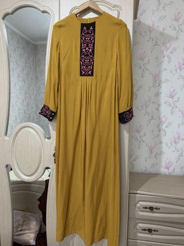Женская одежда в Кант: Платье в пол размер 42-44(s), одели 1 раз на пол часа
