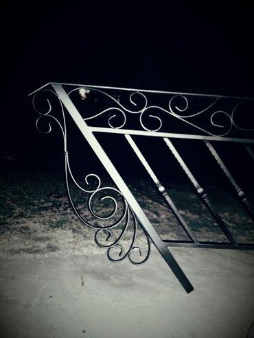 Kvalitetna izrada svih vrsta ograda za stepeniste i terase. Epoksidna  - Zabalj