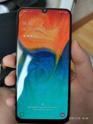 samsung gts в Кыргызстан: Б/у Samsung A30 32 ГБ Синий