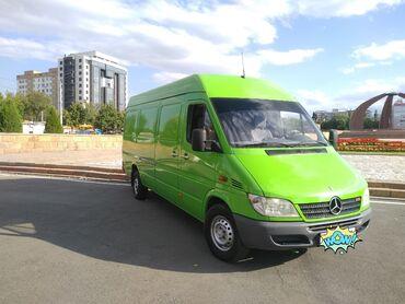 Mercedes-Benz - Модель: SL-Class AMG - Кыргызстан: Mercedes-Benz Sprinter 2.2 л. 2005 | 450000 км
