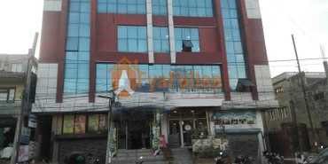 A 3rd floor having 1200 square feet, facing south-east, touch with 27 in Kathmandu