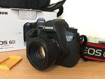 купить-canon-600d в Кыргызстан: Фотоаппарат Canon 6D идеальное сост