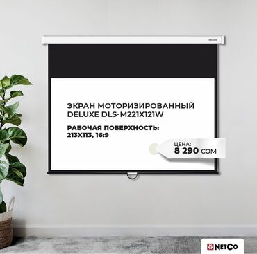 скрытый диктофон бишкек in Кыргызстан   IPOD И MP3-ПЛЕЕРЫ: В экране для проекторов Deluxe сочетаются простой дизайн, прочные комп