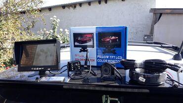 авто видео регистратор в Кыргызстан: Камера Заднего Вида + Регистратор.Камера заднего вида для грузовых