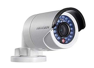 Bakı şəhərində 1.3 meqapiksel kamera hikvision