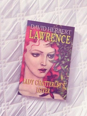 "sumka firmy david jones в Кыргызстан: Книга ""Lady Chatterley's lover"". David Herbert Lawrence"