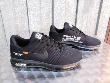 Nike Air Max 2019+NOVO-40-44-Skroz Crne#Made In Vietnam# - Nis