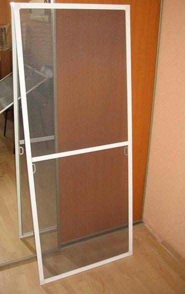 Сетки москитные на (окна -12azn)и( двери -65azn) в Bakı