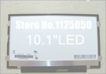 "Bakı şəhərində 10. 1"" slim led lcd screen for acer apire one d255 d255e d257 d260"