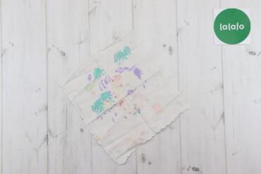Носовичок з малюнком    Розмір: 27х24  Стан: гарний, є плямки