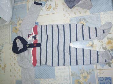 Детские турецкие вещи где то до 6-7 месяцев. Практически не