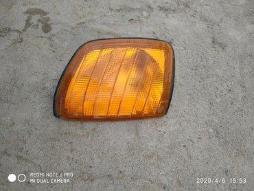 мерседес 124 цена в бишкеке в Кыргызстан: Правый поворотник Мерседес 124 оригинал