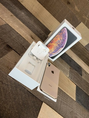 Brand new original Apple iPhone XS Max 256GB Gold comes with 12 months σε Central Greece