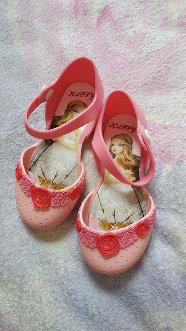 Новые силиконовые туфельки написано 27 размер, по стельке 14,5 см