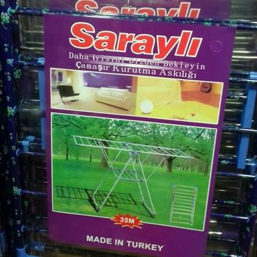 Xırdalan şəhərində Turkiye isdesali paltar qurutma asqisi cadirma pulsuz