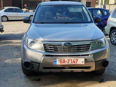subaru-forester-бишкек-цена в Кыргызстан: Subaru Forester 2.5 л. 2009 | 5555 км