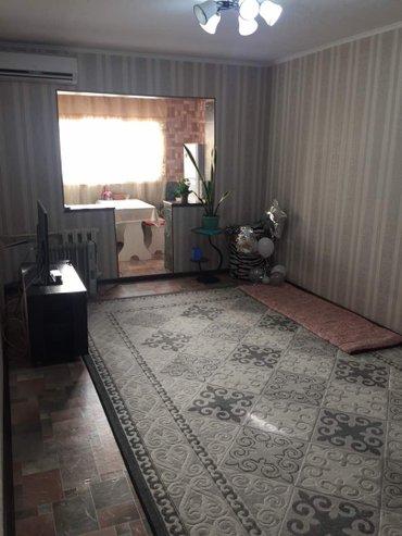 Продается 2 комн кв в 5 мкр. 4/4, не углов, с хорошим в Бишкек