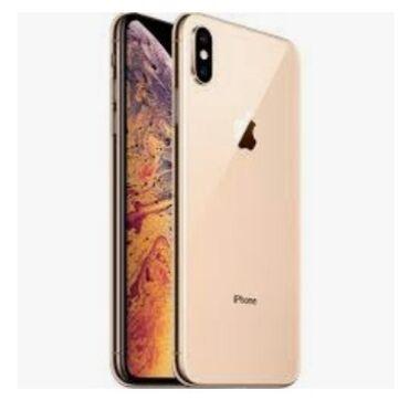 купить бус в рассрочку в Ак-Джол: Б/У iPhone Xs 128 ГБ Золотой
