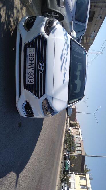 hyundai accent - Azərbaycan: Hyundai Accent 1.8 l. 2018   6600 km