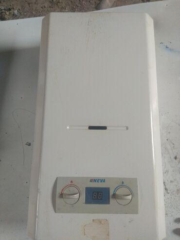 шины 205 65 r15 лето бу в Кыргызстан: Газовый проточный водонагреватель в минуту 10 литр воды рабочий