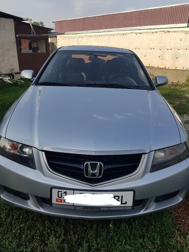 Honda Accord 2.4 л. 2003 | 223000 км