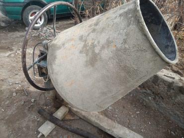 Аренда бетономешалка в день 500 сом в Балыкчи
