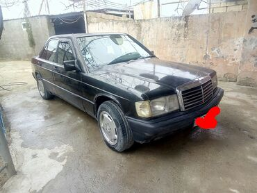 Mercedes-Benz 190 2 l. 1990 | 400000 km