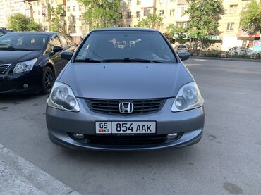 Honda Civic 1.6 л. 2004 | 230000 км
