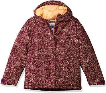 Зимняя куртка Columbia , размер 8-10 лет в Бишкек