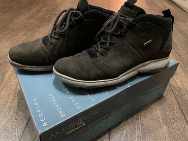 инверсионные ботинки бишкек in Кыргызстан   ГРУЗОВЫЕ ПЕРЕВОЗКИ: Продаю мужские ботинки Geox 41 размер. Телефон . Покупали за 16 тыс. В