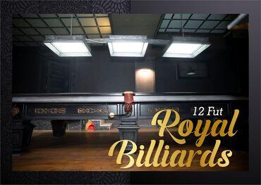 mermer - Azərbaycan: Royal Billiards (korolevskiy) 12 futMeshe materiali, mermer stop shar