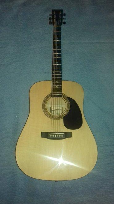 Gitara je nova u odlicnom stanju sa metalnim zicama uz nju ide - Prokuplje