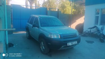 Land Rover в Бишкек: Land Rover Freelander 2.5 л. 2002