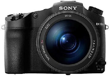 Продаю фото видео камеру Sony RX 10 M3 4ķ 25-600 mm lens камерой