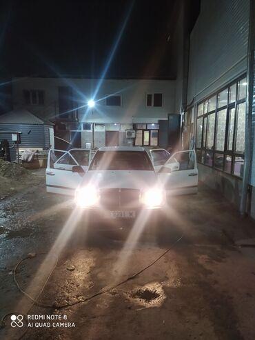 купить двигатель мерседес 3 2 бензин в Кыргызстан: Mercedes-Benz W124 2.3 л. 1987