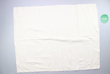 Відрізок тканини білого кольору     Розмір: 97х74 см  Стан гарний