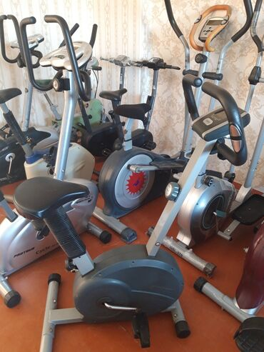 1689 elan   İDMAN VƏ HOBBI: Trenajorlar velotrenajor veloxizek aparatlari her cure vardir
