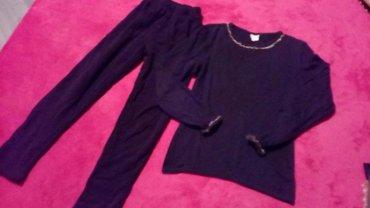 Pamucna bluzica nosena ,i pamucne helanke deblji model nove su - Cuprija