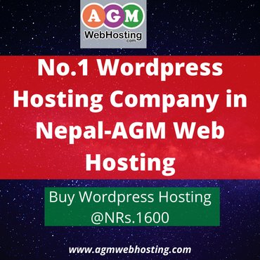No.1 Wordpress Hosting Company in Nepal-AGM Web Hosting:  Searching fo