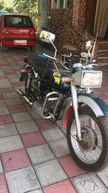 Продаю мотоцикл ДНЕПР с люлькой в Бишкек