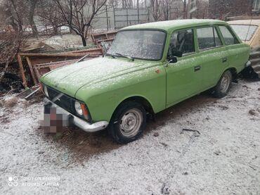 Москвич 1.5 л. 1991 | 55555 км