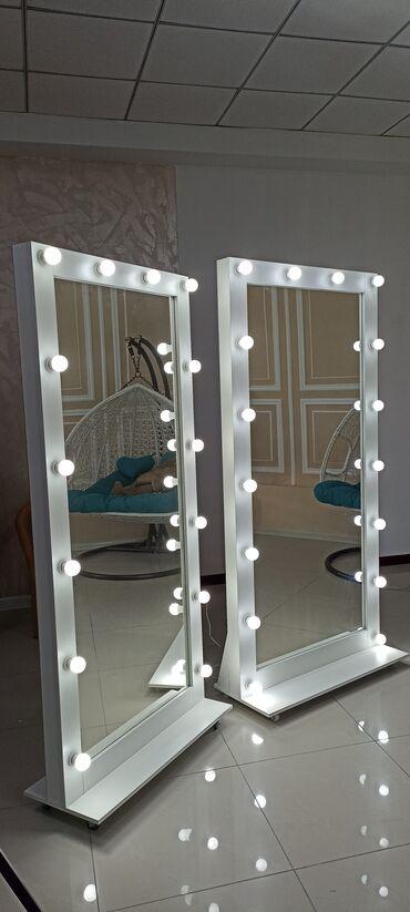 зеркала бишкек in Кыргызстан | АВТОЗАПЧАСТИ: Зеркало с подсветкой по лучшим ценам в Бишкекевы тоже шокированы