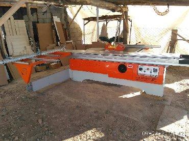 Оборудование для бизнеса в Чолпон-Ата: Форматно распиловочный раскроечный станок. Турецкий почти в идеальном