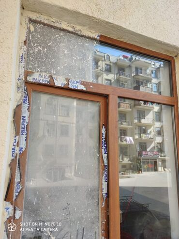 Təmizlik xidmətləri - Azərbaycan: Pencerenin kimyevi temizlenmesi