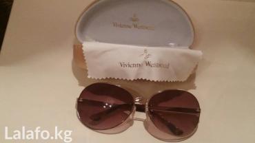 Новые очки vivienne westwood. Реплика люкс в Бишкек
